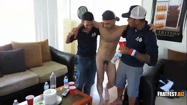 First Rule Of FratFest, Bad Grades, Butt Fucked!