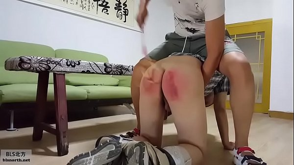 Chinese Teen Spank Punished, Dominated & Humiliated w/ Vincent Huang & Liu Da