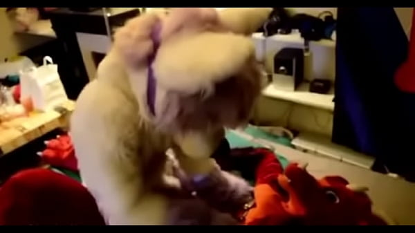 Dog fucked by dragon